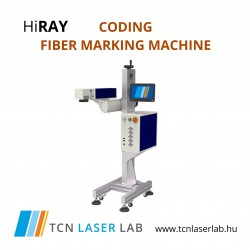 HiRAY Coding FIBER Jelölőgép