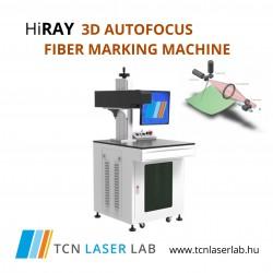 HiRAY 3D Autofocus FIBER Jelölőgép