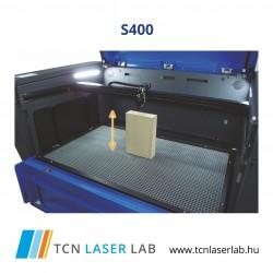 S400 Lézergravírozó és vágógép