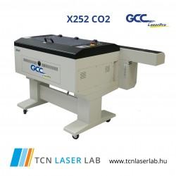 X252 RX Lézervágó és gravírozógép