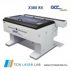 X380 RX Lézervágó és gravírozógép
