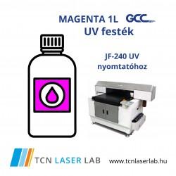 Magenta Ink bottle (1L) - JF-240 UV nyomtatóhoz