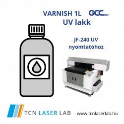 Varnish Ink bottle (1L) - JF-240 UV nyomtatóhoz