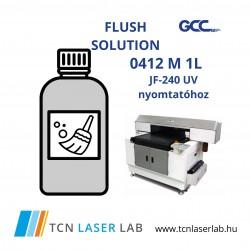 GCC Flush Solution - 0412 M (FRC PC-T (1L) - JF-240 UV nyomtatóhoz